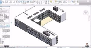 Revit file rendering